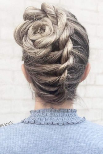 Snake Updos to Wear Right Now picture 1