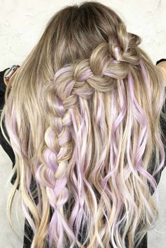 Specially Snake Braid Hairstyles picture 2