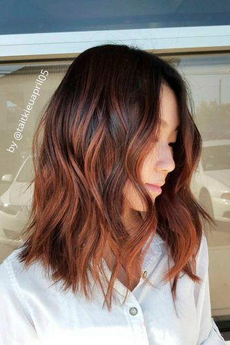 Dark Copper Brown