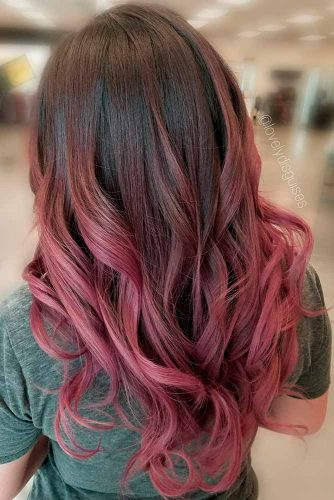 Bright Ombre for Brunette Hair picture3
