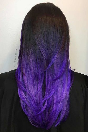 Bright Color Ideas for Your Brunette Hair picture1