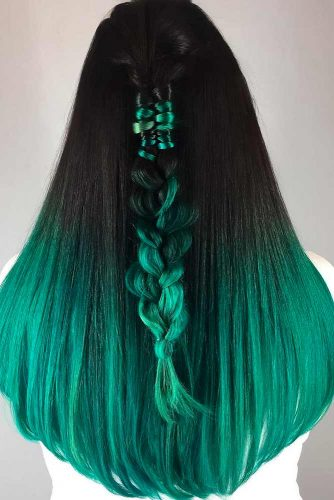 Bright Ombre for Brunette Hair picture2