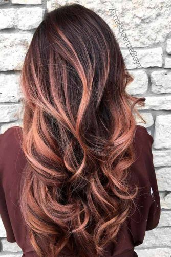 Popular Dark Ombre Hair Ideas picture2