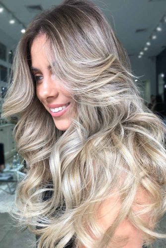 Dirty Blonde Hair Color Ideas Which Suits Your Skin Tone Ash #blondehair #highlights