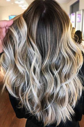 Dirty Blonde Hair Color Ideas Which Suits Your Skin Tone Brunette #blondehair #balayage