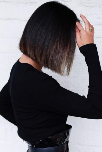 Perfect Straight Bob Hairstyles picture 1
