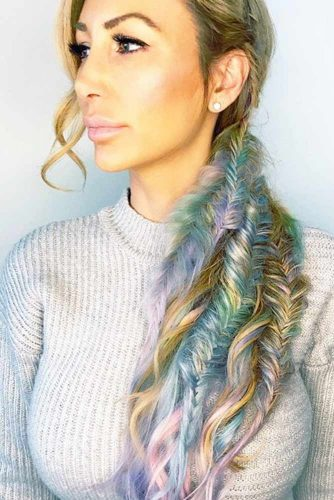 Create Ponytails with Boho Braids picture 2