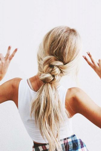 Ponytails for Any Hair Texture picture 2