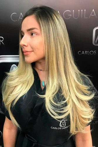 Blonde Layered Haircuts picture3