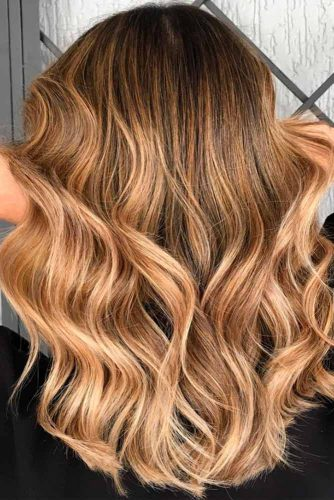 Medium Layered Haircut to Try picture1