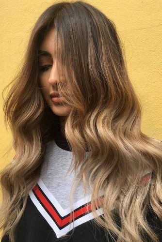 Make Your Layered Haircut Modern with Ombre picture2