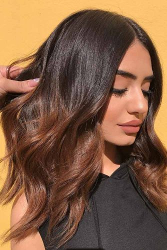 Make Your Layered Haircut Modern with Ombre picture1