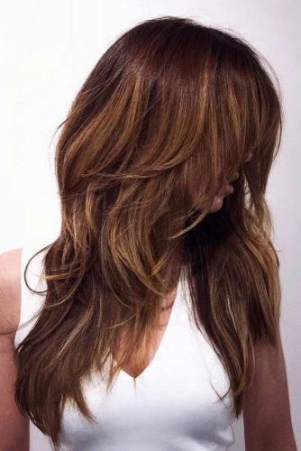 Messy Hairstyles with Highlights picture 1
