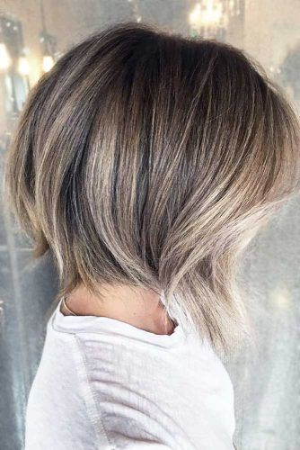 Trendy Ash Blonde Hair Color #ombre #brunette #blondehair