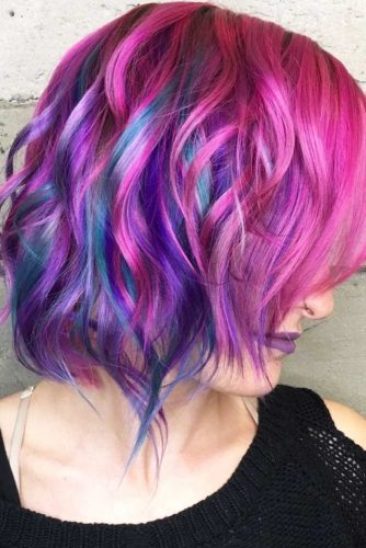 Exotic Ombre Hair