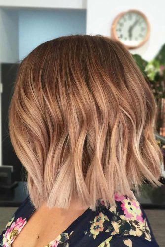 Ombre For Medium Hair Length #ombre
