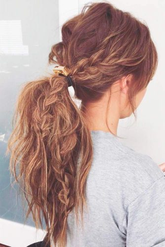 Easy and Chic Ponytail Styles picture2