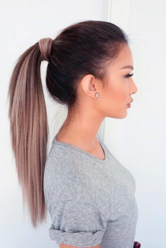 Ponytail Hair on Every Day picture1