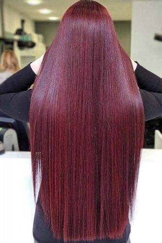 Cherry Red #redhair