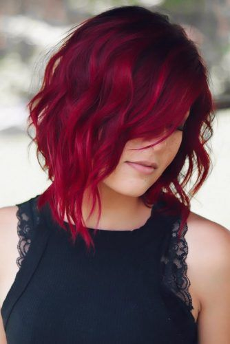 Cranberry #redhair