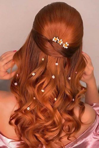 Gilded Russet #redhair