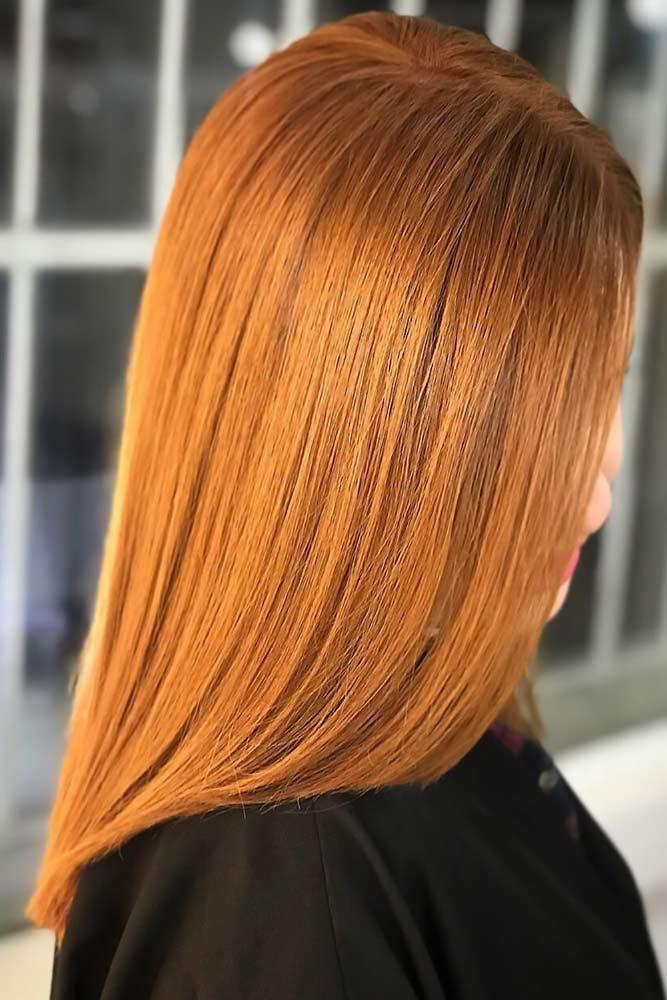 Light Copper #redhair