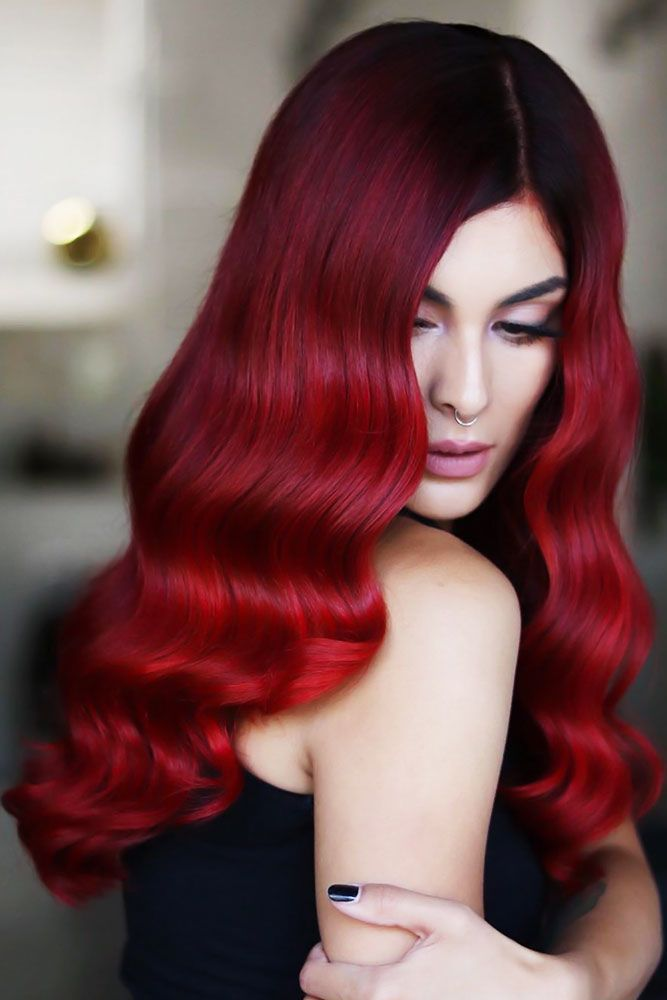 Sangria Spice #redhair