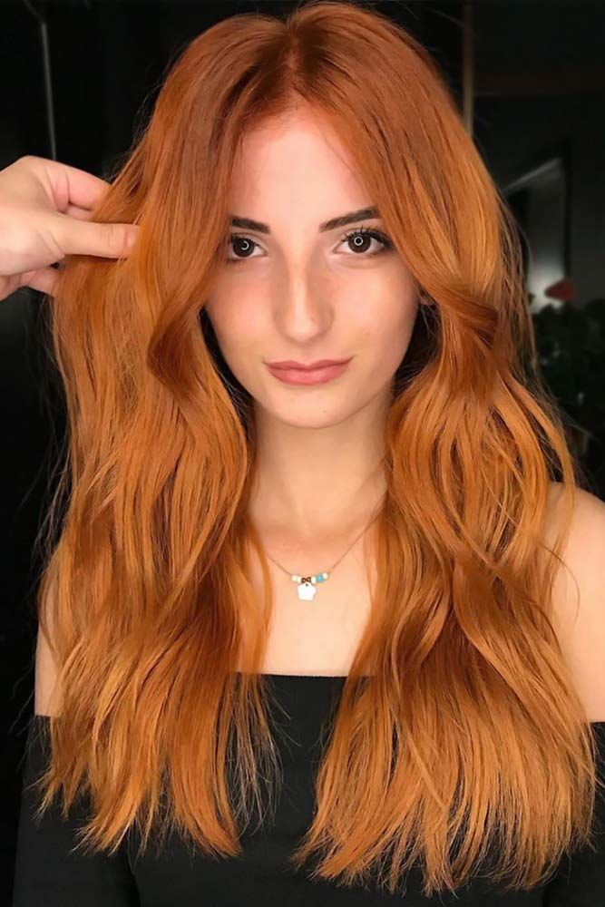 Scarlet Siren #redhair