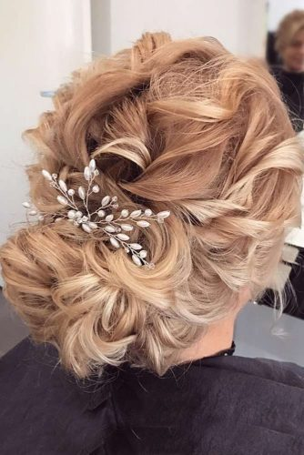 Updo with Accessories picture3