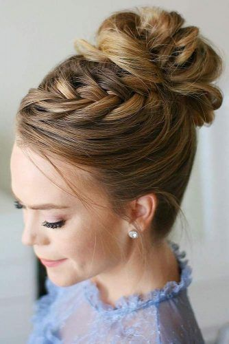 Tips For Choosing The Best Updo Hairstyle #updo #bun #braids