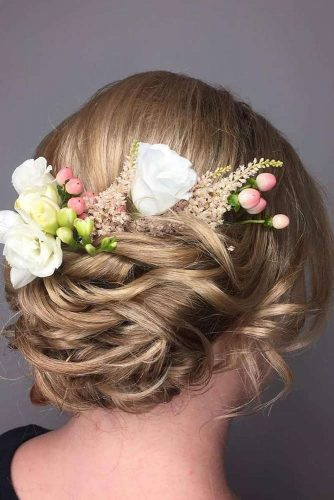 Updo with Accessories picture2