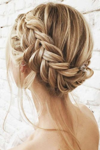 Charming Crown Braids picture 3