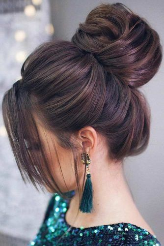 Best Formal Updo Ideas For Any Event #updo #bun