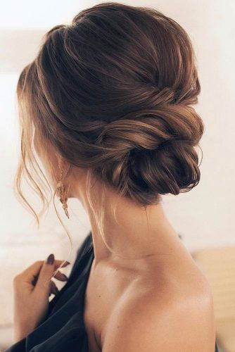 Low Updos Ideas #updo #bun