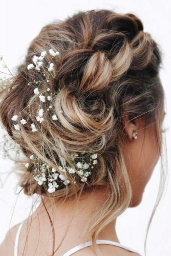Elegant Crown Braids picture 2