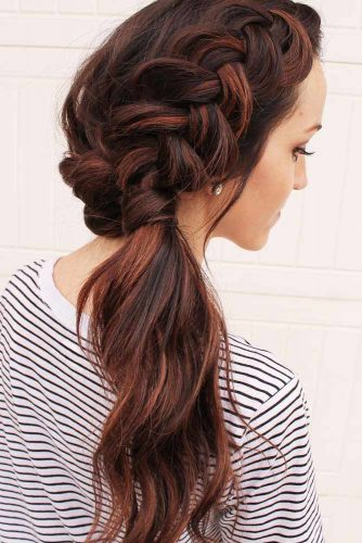 Fresh Ideas of Ponytail Styles picture 1