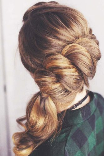 Cascading Braided Pony picture 2