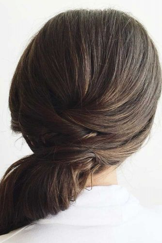 Magnificent Side Ponytail Hairstyles picture 3
