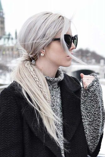 Fresh Ideas of Ponytail Styles picture 3
