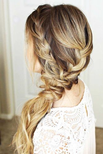 Fabulous Braided Ponytail picture 3