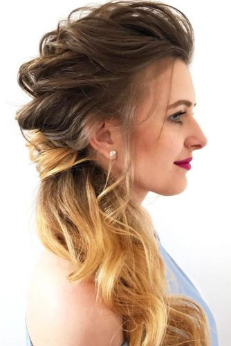 Fabulous Braided Ponytail picture 2