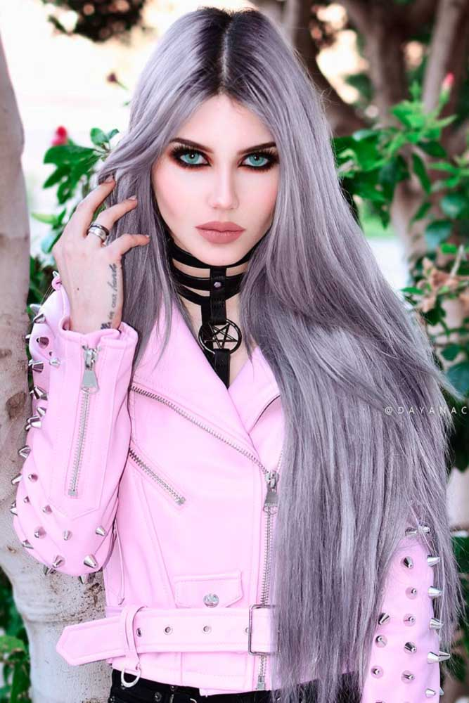 Grey Hairstyles picture1