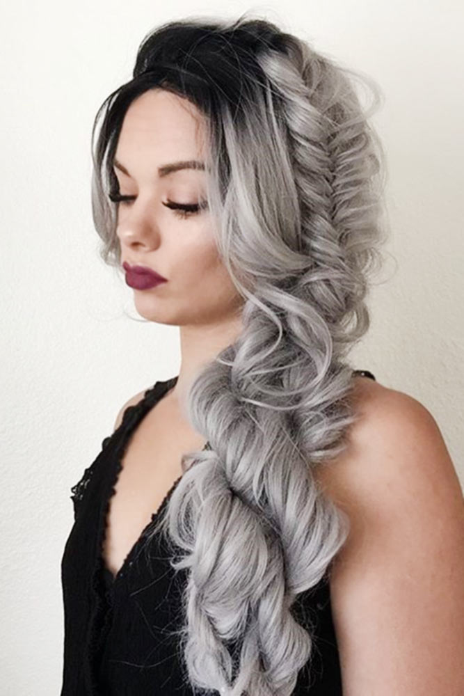 Grey Hairstyles picture3