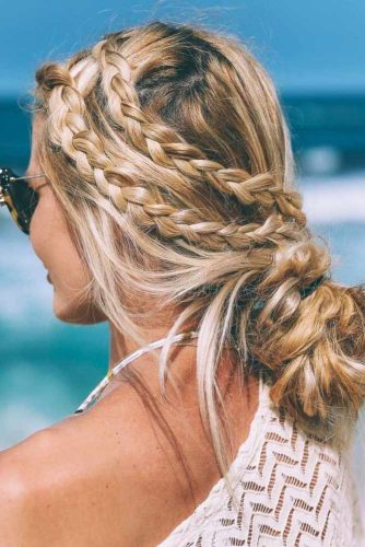 Easy Updos for Hot Weather picture 2