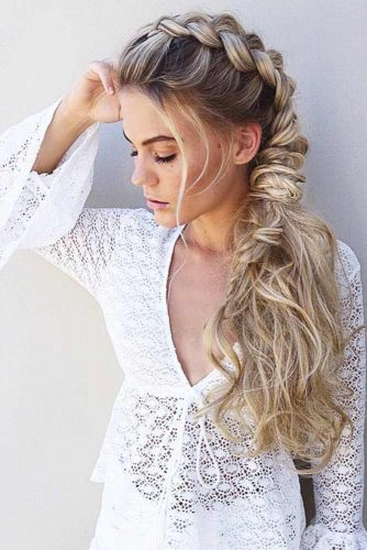 Side Braids for Long Hair picture 3