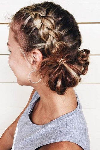Easy Updos for Hot Weather picture 3