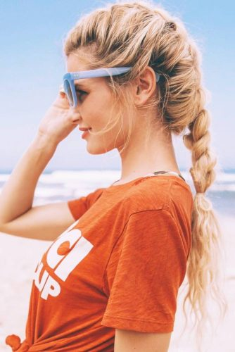 Braided Summer Hairstyles picture 3