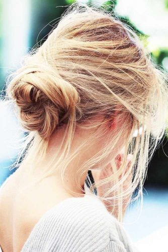 Easy Updos for Hot Weather picture 1