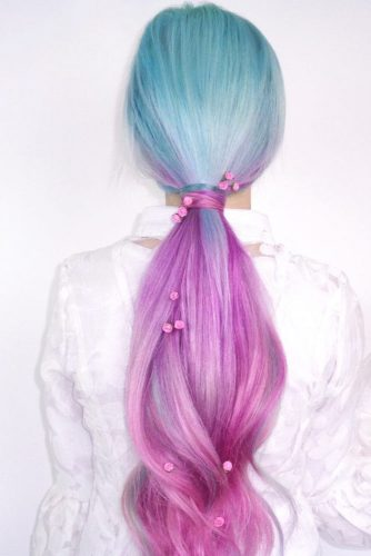 Extremely Colorful Hairstyles picture 3