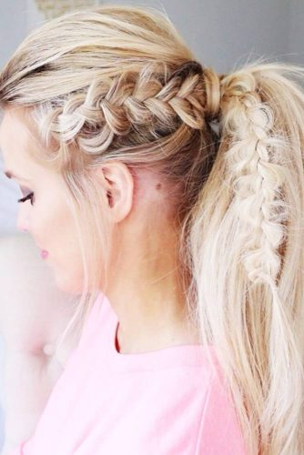 Classy Ponytail Hairstyles picture 3